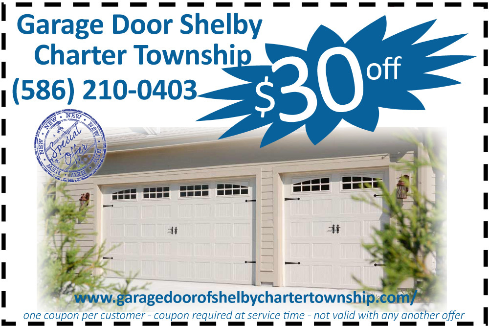 Garage Door Shelby Charter Township Installation Opener